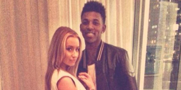Nick Young Slams Iggy Azalea After She Twerks With Fried Chicken On The Booty