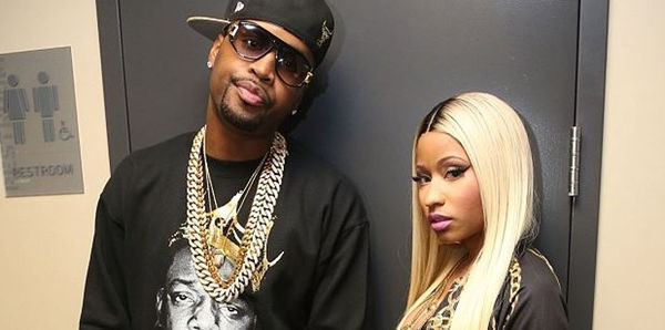 Safaree Samuels Flexes Royalty Payments From Nicki Minaj's Debut Album