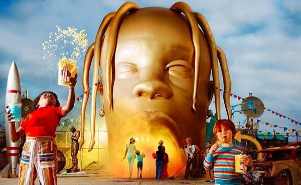 "The Time Has Come To Enter ""Astroworld"" With Travi$ Scott"