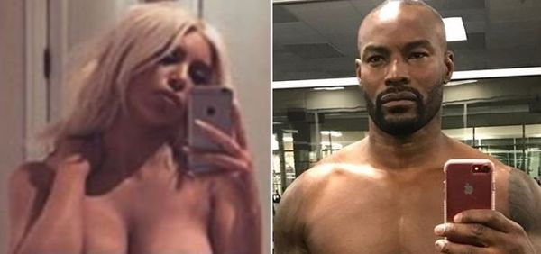 Tyson Beckford Disses Kim Kardashian Again With Sexually Explicit Photo