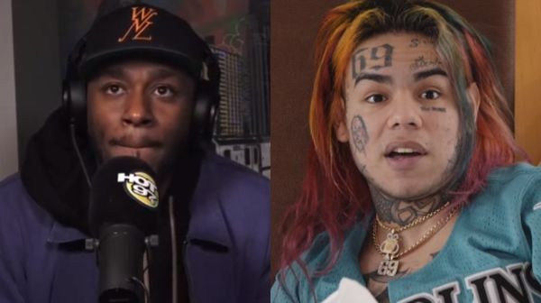 Yasiin Bey Backtracks On Calling Tekashi 6ix9ine's Music Depressing