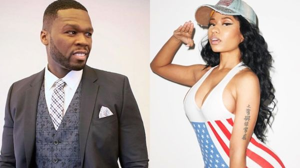 50 Cent & Meek Mill Respond To Nicki Minaj for Mentioning Them in 'Barbie Dreams'