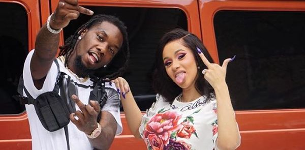 Cardi B Denies That Offset Fingered Her In Video