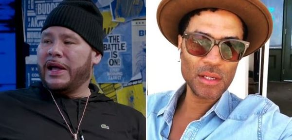 Fat Joe Responds To Eric Benet About Rappers Aiding White Supremacists