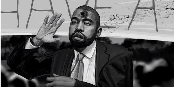 Kanye West Killed Off In Video For DJ Muggs x MF DOOM's Assassination Day