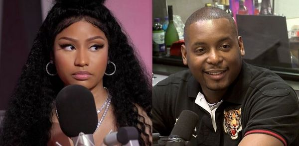 Nicki Minaj and DJ Self Beef Online