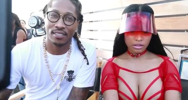 Future Is Off Of Nicki Minaj's European Tour; Replacement Announced