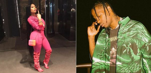 Nicki Minaj Goes In Hard On 'Hoe' Travis Scott For Beating Her On The Charts