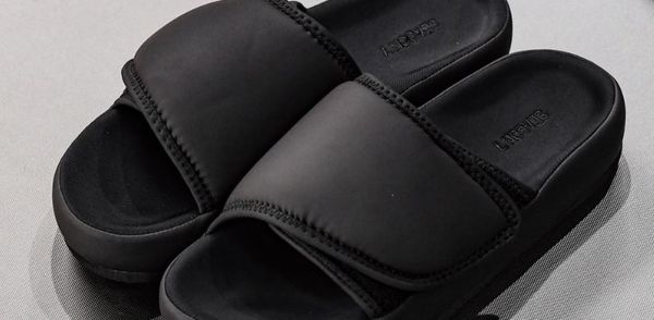 Now Kanye Is Selling Those Yeezy Slides That Didn't Fit Quite Right