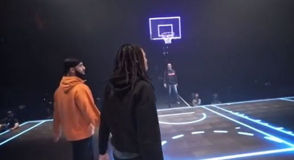 Quavo Wins Big Basketball Bet With Drake
