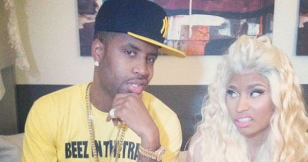 Safaree Samuels Accuses Nicki Minaj of Trying To Stab Him To Death