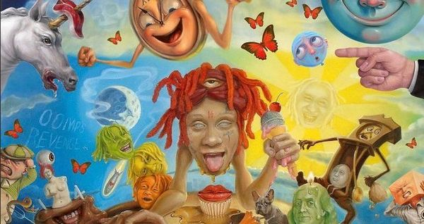 "Take A Ride With Trippie Redd On ""Life's A Trip"""