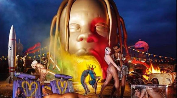 "Check The First Week Projection For Travis Scott's ""Astroworld"""