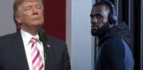 Twitter Goes Nuts After Donald Trump Tweets About LeBron James's Intelligence