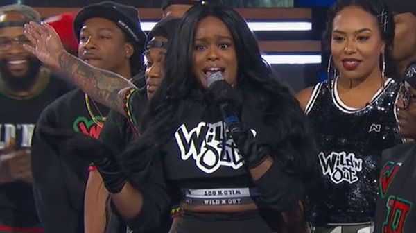 Nick Cannon Explains What Happened to Azealia Banks on 'Wild 'N Out'