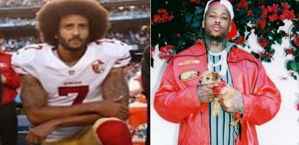 "YG Pissed After Madden 19 Takes Colin Kaepernick Name Drop Out Of ""Big Bank"""