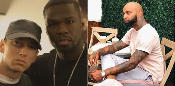 50 Cent Bashes Joe Budden
