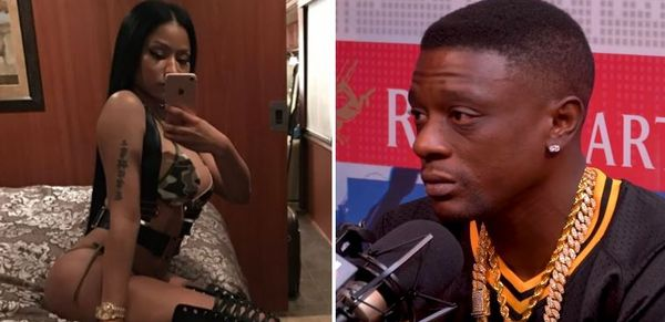 Boosie Badazz Stumbled Into Nicki Minaj & Rihanna's DMs
