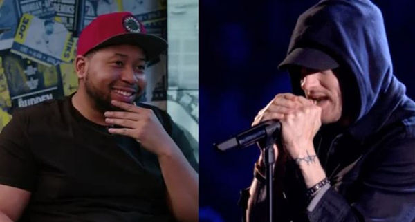 DJ Akademiks Reponds To Eminem's Kamikaze Attack