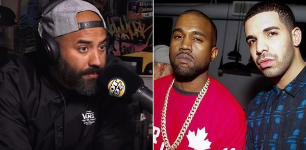 Ebro Warns Drake To Be Weary Of Kanye West's Apology On Pusha T