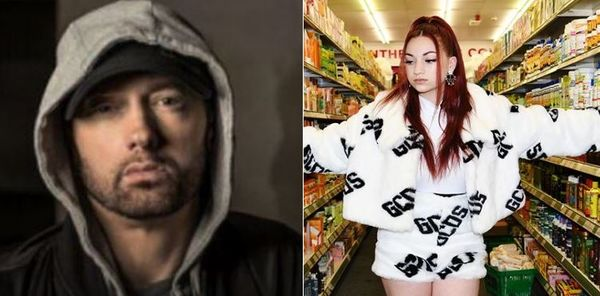 Eminem Accused Of Jacking Bhad Bhabie's Flow