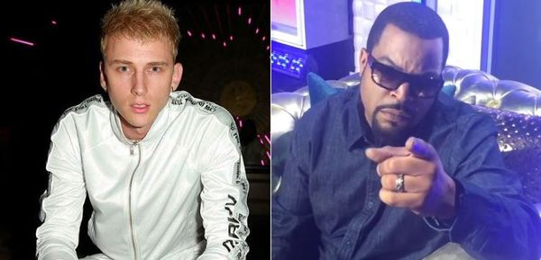 Ice Cube Claps Back When Machine Gun Kelly's 'Rap Devil' Is Called GOAT Diss Track