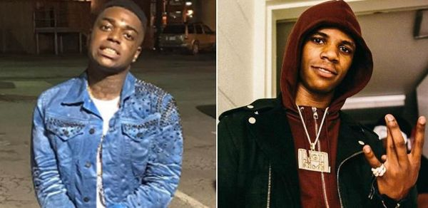 Kodak Black Says He's Going To Beat A Boogie Wit Da Hoodie Up