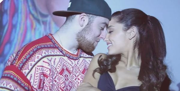 Ariana Grande Sends A Message To Mac Miller