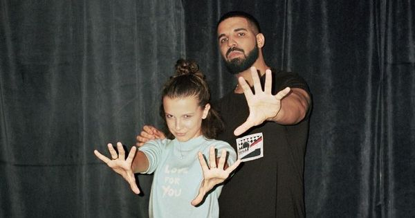 'Stranger Things' Millie Bobby Brown Denies Being Groomed By Drake