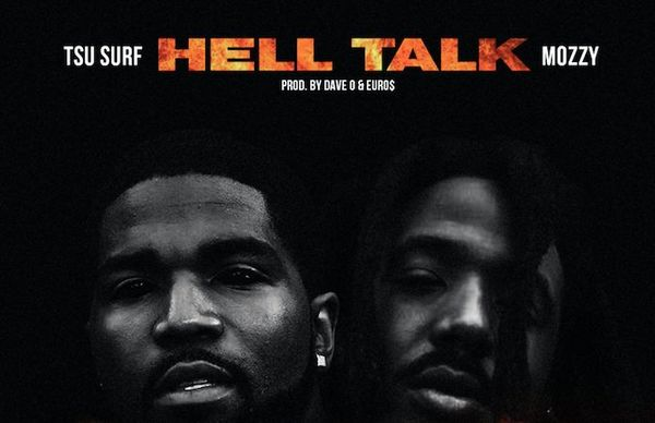 "Mozzy Links With Multiple Gun Shot-Survivor, Tsu Surf For ""Hell Talk"" Single"