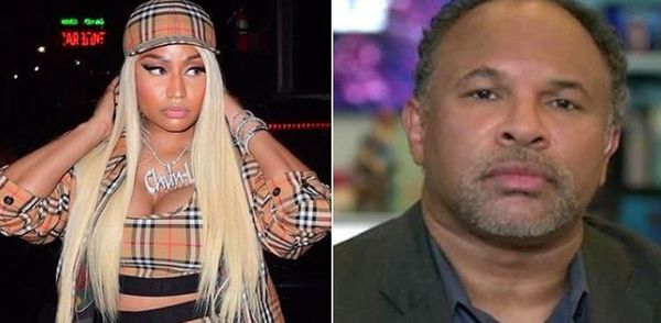 Nicki Minaj Gives Geoffrey Owens the $25,000 She Promised Him