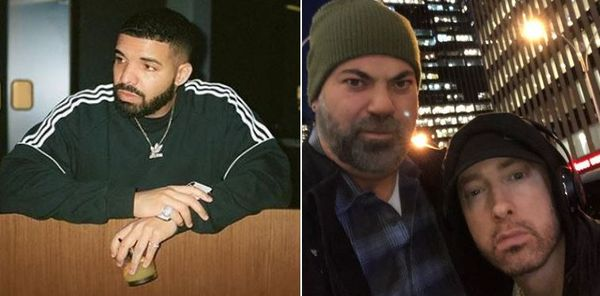 "Paul Rosenberg Denies Eminem Dissed Drake on ""Kamikaze"""