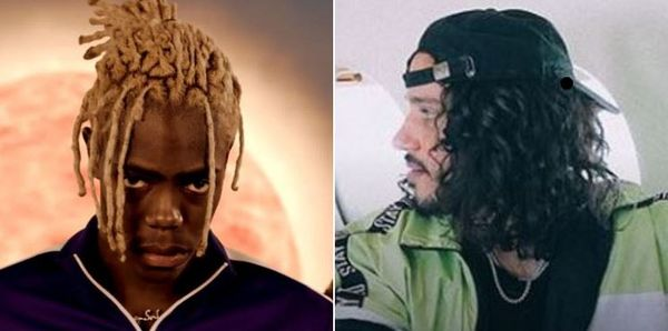 Yung Bans Squashes Beef With Russ After Smokepurpp Beating Tape Leaks