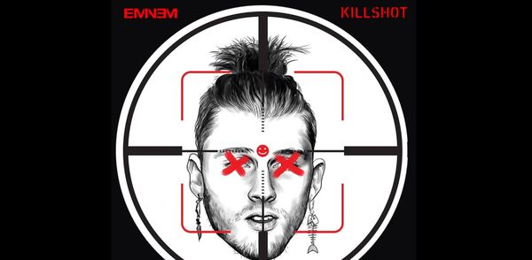 "See How Twitter Is Reacting To Eminem's Machine Gun Kelly Diss ""Killshot"""