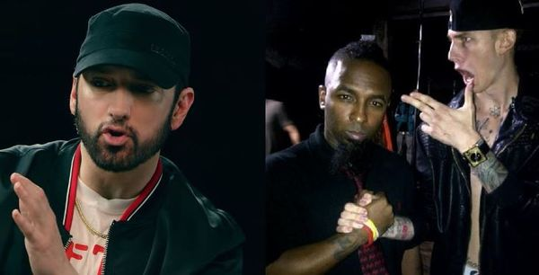 Tech N9ne Speaks On The Eminem & Machine Gun Kelly Beef & Witnessing MGK's Blackball