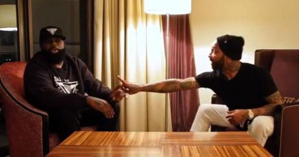 Watch Joe Budden & KXNG Crooked Fight Over Lost Slaughterhouse Album & Eminem
