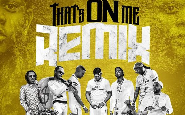 "2 Chainz, T.I., Rich the Kid, Jeezy, Boosie Badazz & TrapBoy Freddy Join Yella Beezy For ""That's On Me"" Remix"