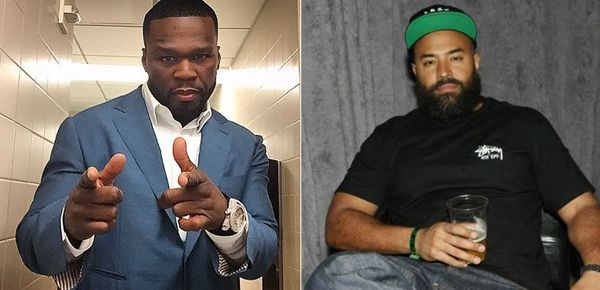 50 Cent Bans Ebro From New York & Threatens To Punch Him In The Face