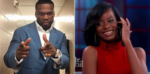 50 Cent Destroys Treasure, The Racist Black Teen Who Claims She's White
