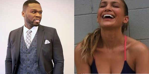 50 Cent Drowns In Jennifer Lopez's Latest Thirst Trap