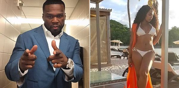 Ashanti Fires Back At 50 Cent After He Mocks Her Concert Cancellation