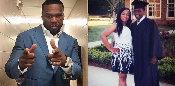 50 Cent Sends New Shot At Child's Mother And Hears From Son Marquise Jackson