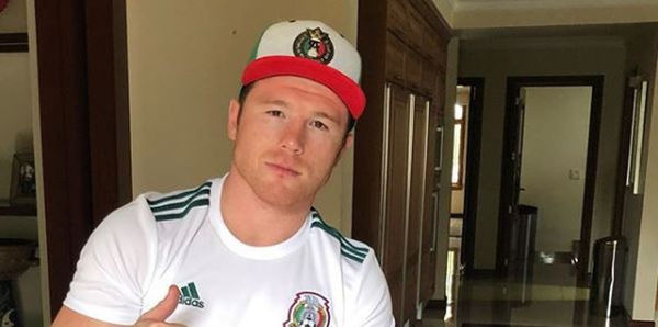 Canelo Alvarez Just Signed The Richest Contract In Sports History