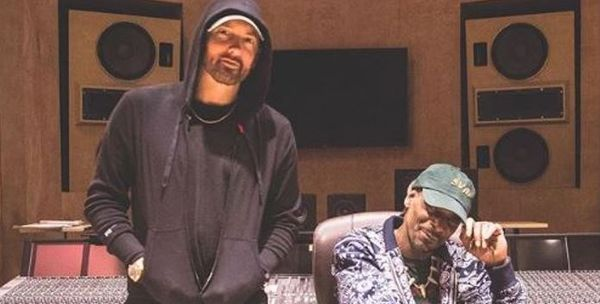 Eminem & Snoop Dogg Are In the Studio