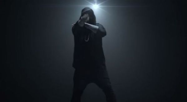 "Eminem Drops Yet Another Video With ""Venom"""
