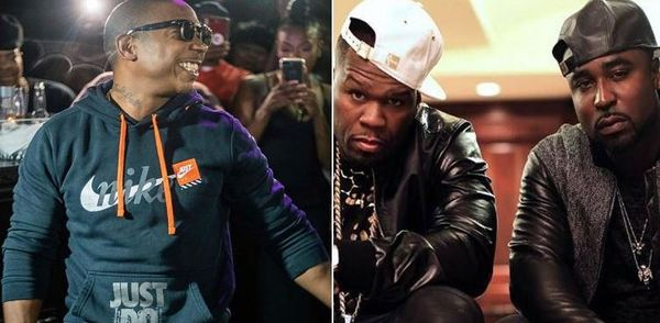 Ja Rule Suggests 50 Cent Is Joining Young Buck In Transsexual Sex