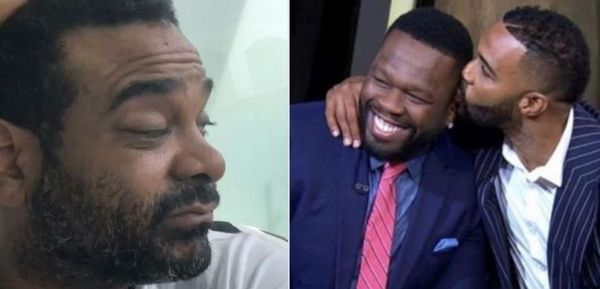Jim Jones Suggests Something Is Going on Between 50 Cent & Omari Hardwick From Power