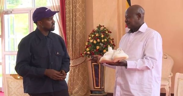 Kanye West Threatens To Turn African Nation Into Theme Park