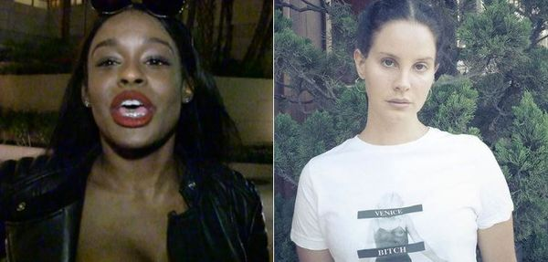 Lana Del Rey Threatens To Violently End Azealia Banks