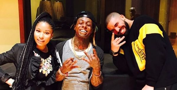 Lil Wayne Speaks On Drake And Nicki Minaj's Status With Young Money